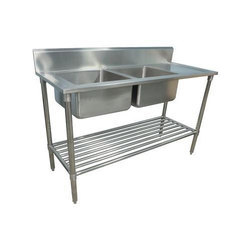 Commercial Stainless Steel Sink Stainless Steel