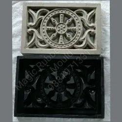 RCC Ventilation Jaali Mould, Model Name/Number: Konark 1 feet x 1.5 feet