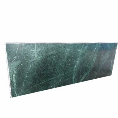 Polished Finish Green Marble Slabs, Slab, Thickness: 14-16mm