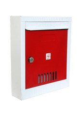 M.S. Powder Coated Letter Box