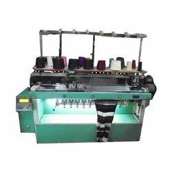 Computerized Flat Knitting Machine, 16G
