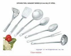 Sunlight Series Steel Kitchen Tool