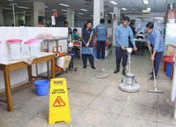 Institute Cleaning Services