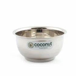 Coconut Stainless Steel C21 Lotus Bowl