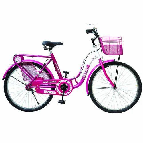 e4b2241bf33 Pink Lady Bicycle, Ladies Bicycle, महिला की साइकिल ...