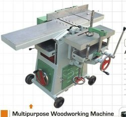 Multi Purpose Woodworking Machine, Machine Capacity: 13