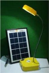 Solar Study Lamp 5V 2.6W Battery 2.2Ah