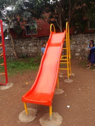LDPE Playground Slide