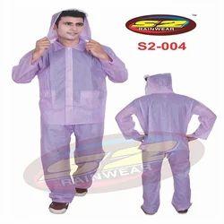 S2-004 PVC Rain Suit