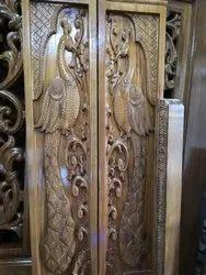 Wooden Pillar Designs