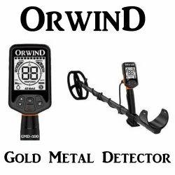 Underground Gold Metal Detector Digger Treasure Hunter