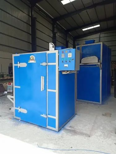 Cashew Kernel Electric Tray Dryer
