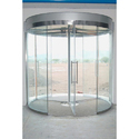 Glass Revolving Door