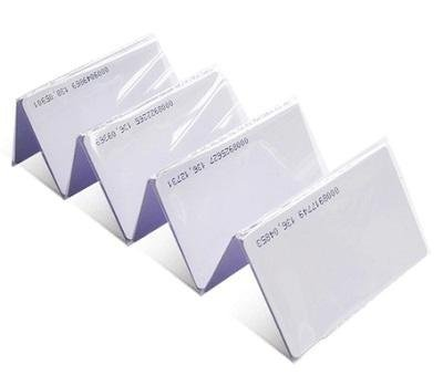 Blank Rfid Cards Thick Smart Cards