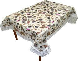 Lee Decor Printed 6 Seater Table Cover