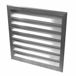 Aluminum Louver Frame