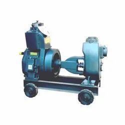 Mud Pump Diesel 6HP Engine