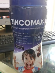 Zincomax p protein supplement for children, 200 Gm, Non prescription
