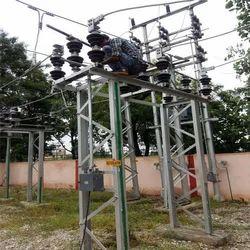 Construction of 33/ 11 KV Substations Service