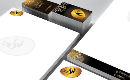 Stationery Design Soft Copy Company Branding Designing Services for Graphic Design