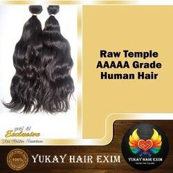Raw Temple AAAAA Grade Human Hair