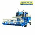 New Holland Blue Series Tractor On Top Combine Harvester, Model: Panesar Tdc 513