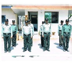 Male Security Guard Jobs
