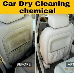 Car Leather Seat Dry Cleaning