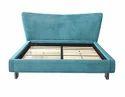 Godrej Blue Hammock Upholstered King Bed