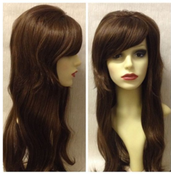 Brown Natural Hair Wig