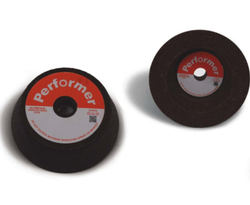 Rubber Bonded Cup Wheels