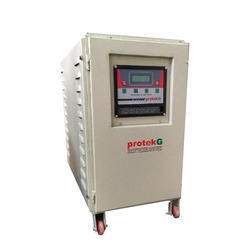 Three Phase Servo Air Cooled Voltage Stabilizer