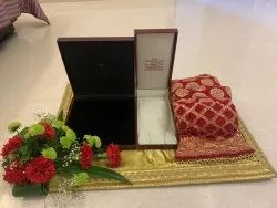 Flower And Box Wedding Trousseau Packing