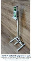 Pedal Operated Sanitizer Dispenser
