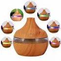 Mini Wooden Finish Atomization Humidifier