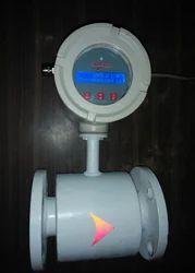Electromagnetic Flow Sensor Mag Meter
