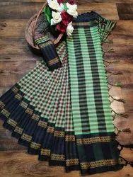 Soft handloom saree