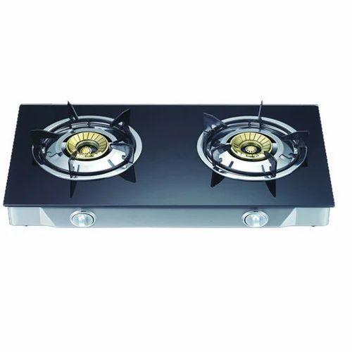 Two Burner Gas Stove ट बर नर ग स स ट व Unique Kitchen Appliances Faridabad Id 12488503933