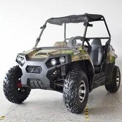 UTV200 Camo Green Utility Quad All Terrain Vehicle