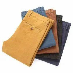 Mens Cotton Trouser, Regular