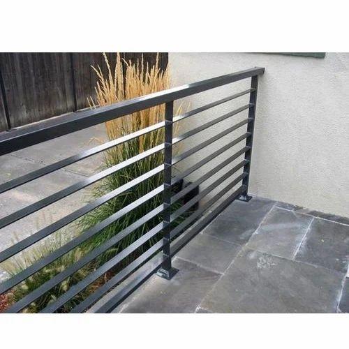 Modern Balcony Railing at Rs 120 /square feet | Balcony ...