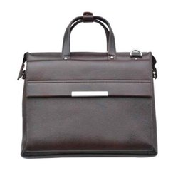 LPT 07 Leather Laptop Bag