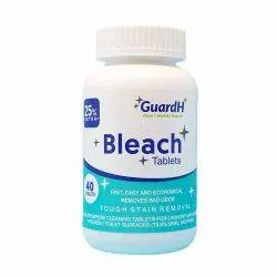 Industrial Grade GuardH Laundry Bleach Tablets, Packaging Type: Bottle