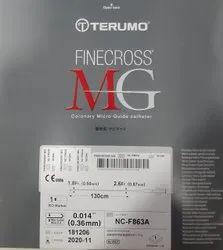 Fine Cross Coronary Microcatheter