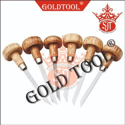 Gold Tool Gravers Set of 6
