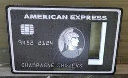 BLACK CARD BOTTLE EXPRESS PRESENTER