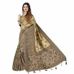 1579 Jacquard Silk Saree