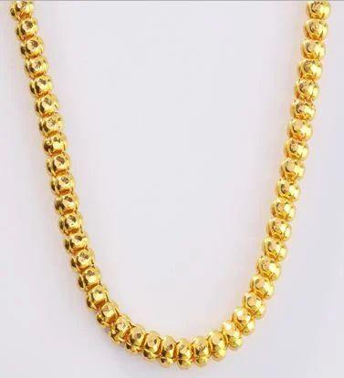 Gold chain sone ki chain sri bhavani gold chain mozeypictures Gallery