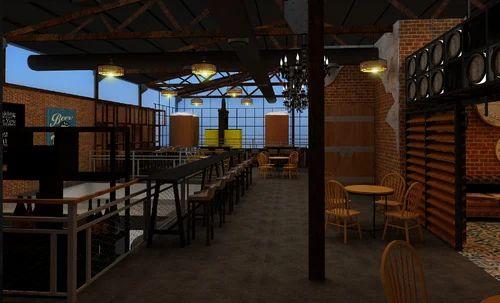 Micro Brewery Architecture Interior Design