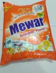 White Jasmine Mewar Detergent Powder 2.5Kg, For Laundry, Packaging Size: 200gm~5Kg